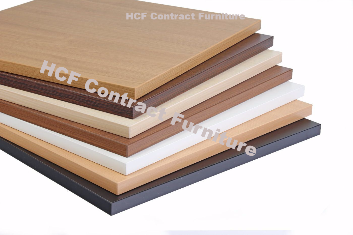 High Quality 600mm X 600mm Square 25mm Contract Laminate Table Top   MADE TO ORDER